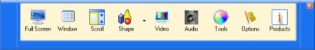 Infallsoft Screen Capture 2.18 Portable