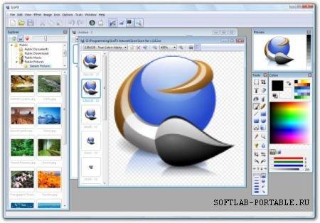 IcoFX 3.6.1 Portable