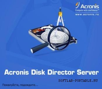 Acronis Disk Director Server 10.00.21.69 Portable Rus