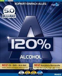 Alcohol 120% 5.0 Blu-Ray Portable