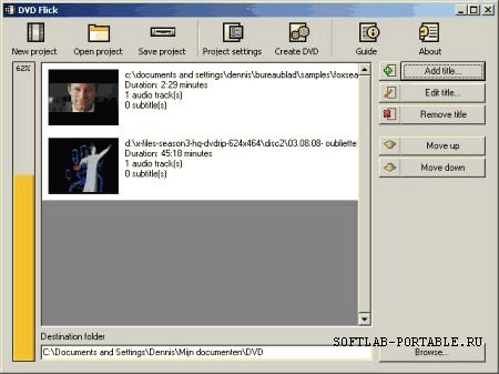 DVD Flick 1.3.0.6 Portable