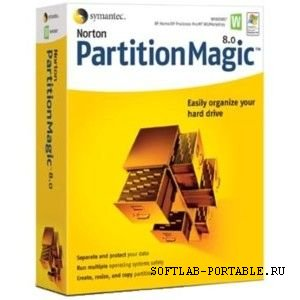 Partition Magic 8.05 Build 1371 Portable Rus