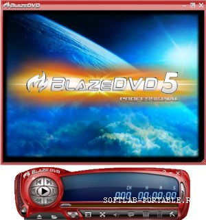 Blaze DVD Player 7.0.1.0 Pro Portable