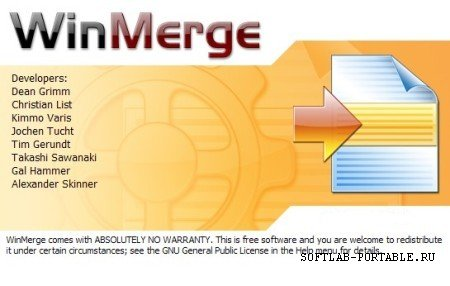 WinMerge 2.16.10 Portable