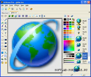 ArtIcons Pro 5.27 Portable