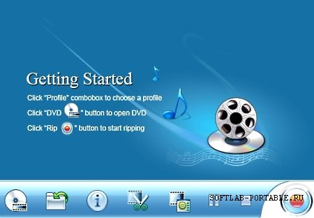 Portable Joboshare DVD to AVI Converter 2.8.4.0419