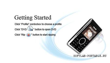 Portable Joboshare DVD to 3GP Converter 2.8.4.0419