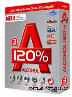 Alcohol 120% 2.1.1.422 Portable