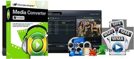 Wondershare Media Converter 1.3.5 Portable