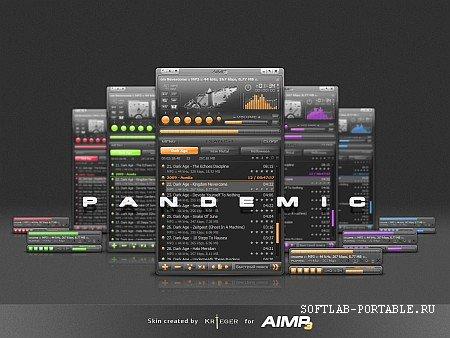 AIMP Audio Player 4.70.2248 Final Portable