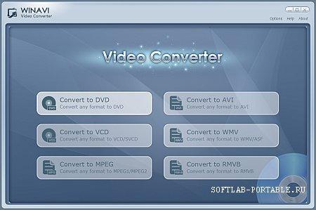 WinAVI Video Converter 11.6.1.4702 Portable