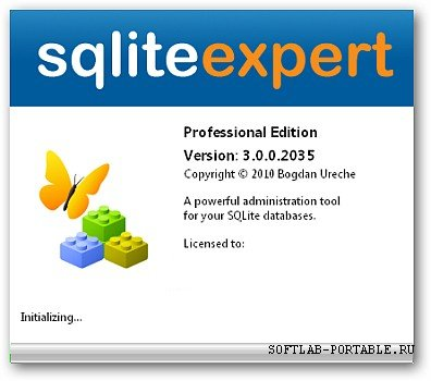 SQLite Expert Pro 5.4.5.542 Portable
