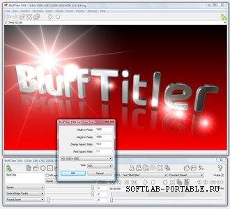 BluffTitler Ultimate 15.3.0.6 Portable