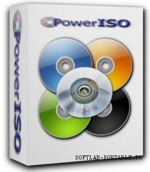 PowerISO 7.8 Portable