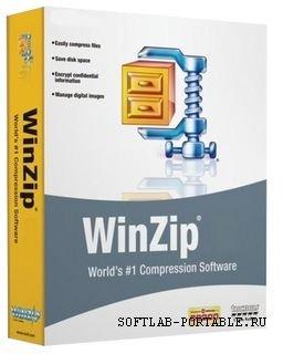 WinZip Pro 25.0 Build 14245 Portable