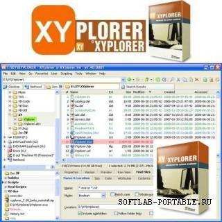 XYplorer 22.10.0100 Portable