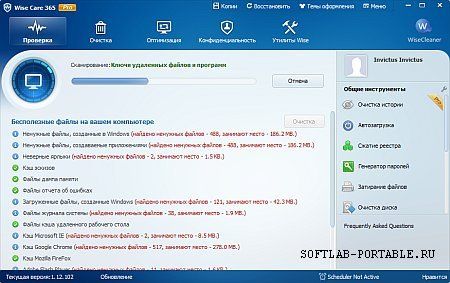 Wise Care 365 Pro 5.6.5.564 Final Portable